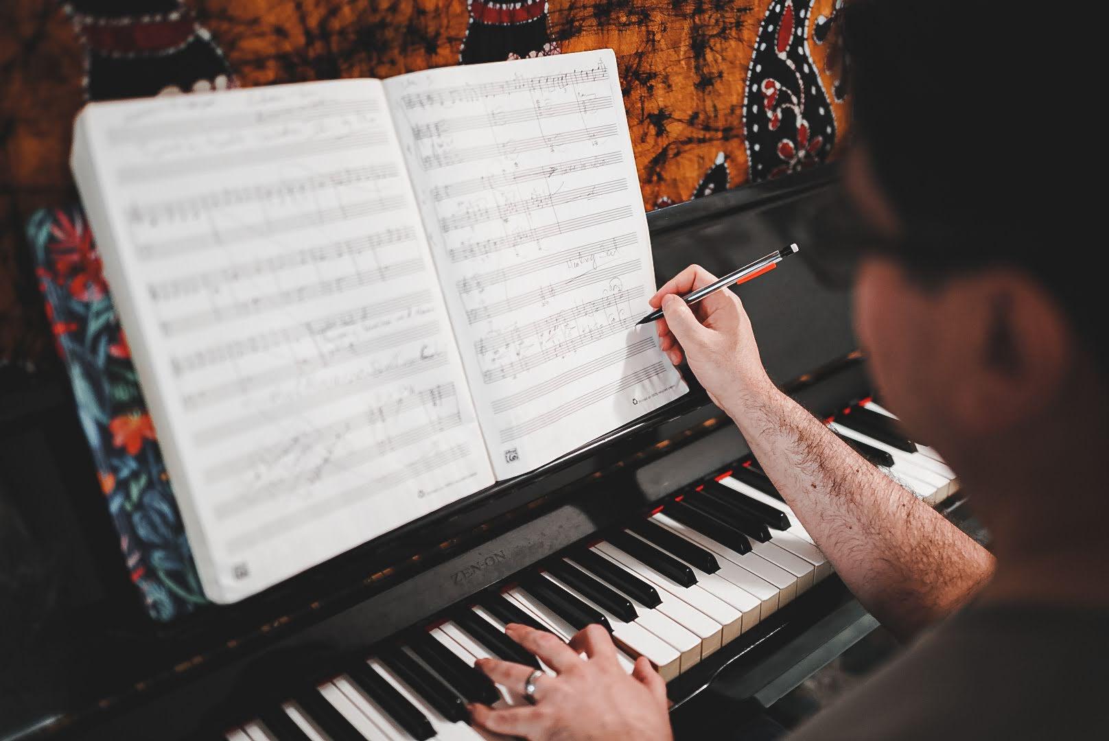 Composing Healing